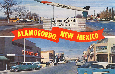 Kay and Lynalamogordo city