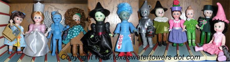 McDonald/' 2008 Madame Alexander Wizard Of Oz Scare Crow #8 Happy Meal Toy
